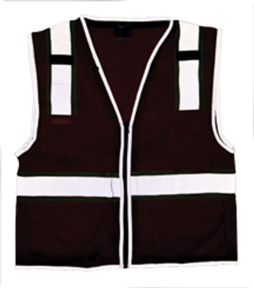 Brilliant Series Heavy Duty Vest - Lime