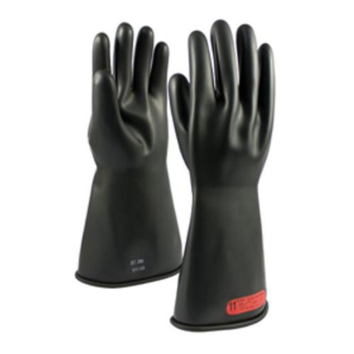 "NOVAX Class 0 Rubber Insulating Glove - 11"""