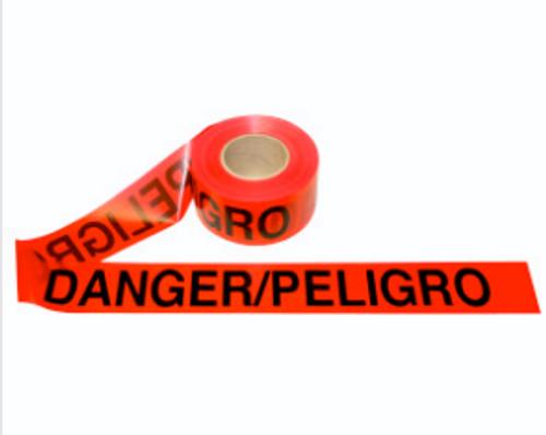 Barricade Tape - Danger/Peligro - 1000'