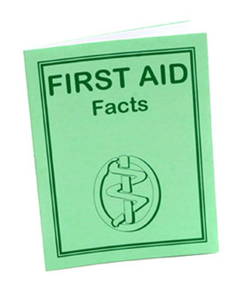 First-Aid Facts Book