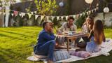 Host your own eco garden tea party