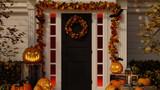 Easy eco-friendly Halloween decorations