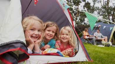 Easy camping meals for kids