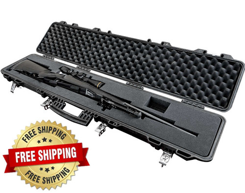 Product - Iron Clasp™ - Cam Latch™ Long Rifle Case HERO image, best seller