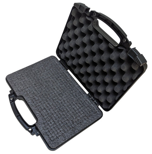 EPE Pick & Pluck Hard Pistol Case Durable Carbon Fiber Reinforced Hard shell, shock proof and water resistant perfect for all life's adventure.