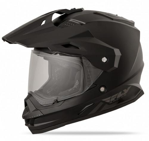 Fly Racing Trekker -Matte Black-