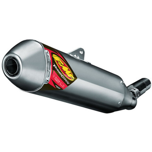 FMF Powercore 4 HEX Slip-On Exhaust- HUSQVARNA