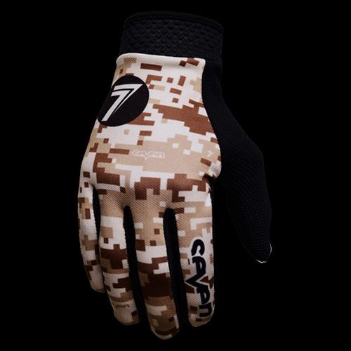 Seven Zero Camo Glove -Sand-