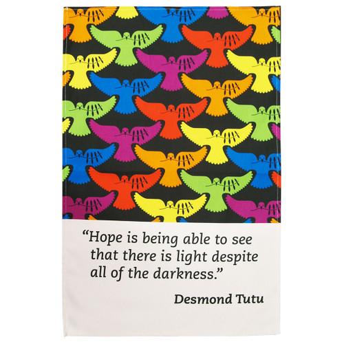Desmond Tutu Tea Towel