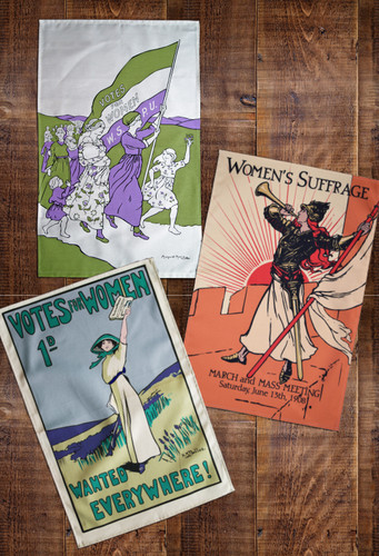 British Women's Suffrage Campaign Collection
