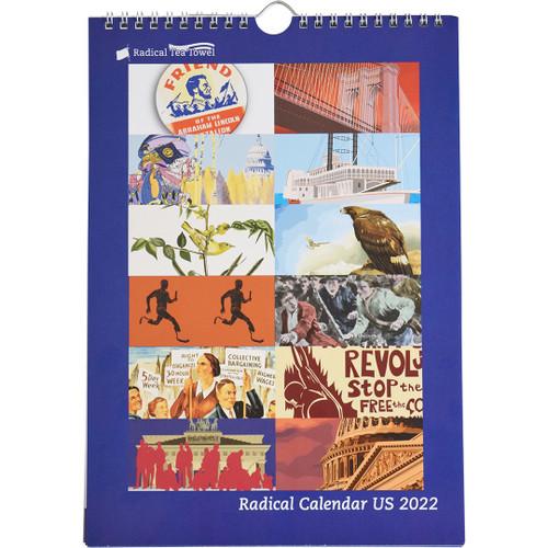 Radical US Calendar 2022