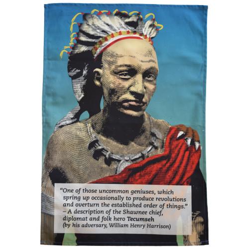 Tecumseh Tea Towel
