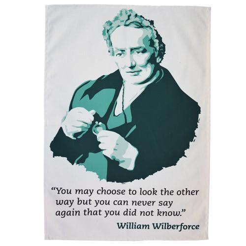 William Wilberforce Tea Towel