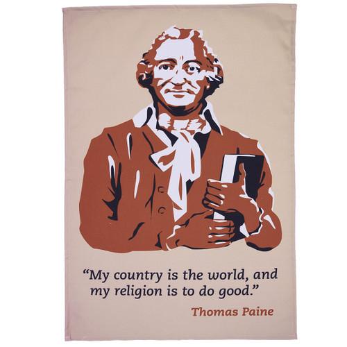 Thomas Paine Tea Towel