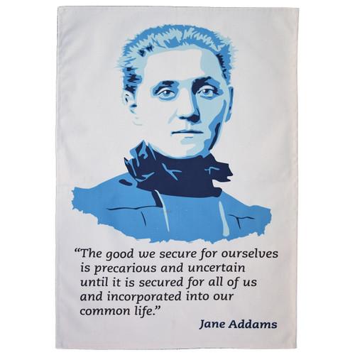Jane Addams Tea Towel