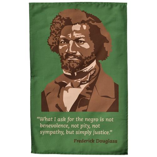 Frederick Douglass Tea Towel