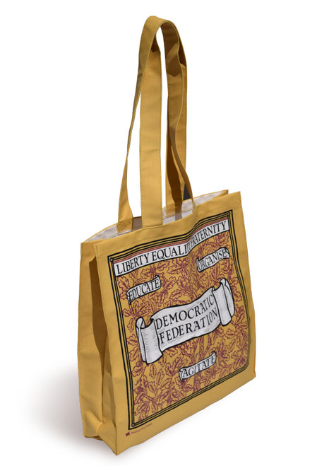 Liberty, Equality, Fraternity Tote Bag