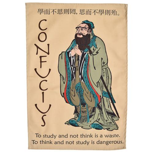 Confucius Tea Towel