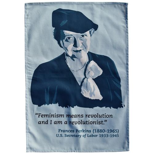 Frances Perkins Tea Towel