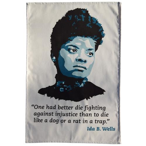 Ida B Wells Tea Towel