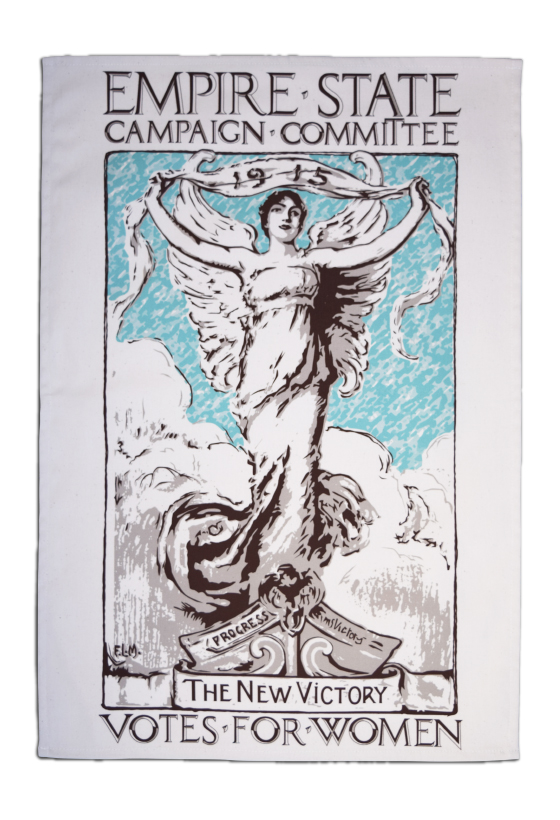 Empire State Campaign Committee Tea Towel