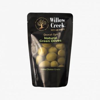 Spanish Style Green Olives 200g