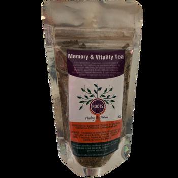Memory & Vitality Tea 30g
