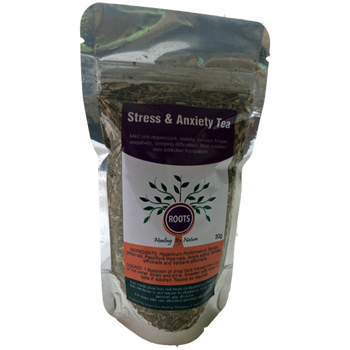 Stress and Anxiety Tea 30g