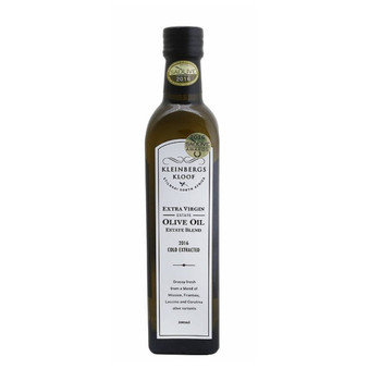 Kleinbergskloof Olive Oil Glass Bottle 500ml
