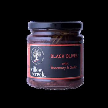 Olives Rosemary & Garlic 285g