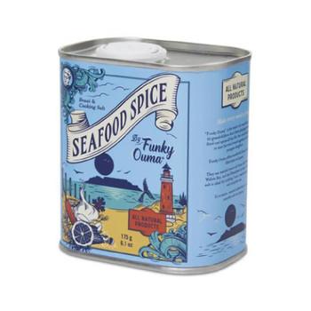 Tin Seafood Spice 175g