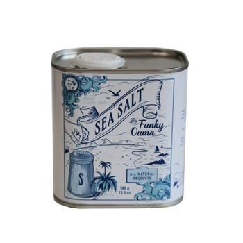 Tin Sea Salt (380g)