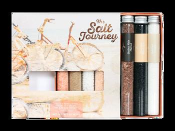 Eat Art The Salt Journey - 8 Tube