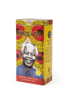Mandela Tea Organic Rooibos & Honeybush Tin