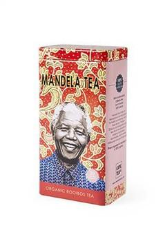 Mandela Tea Organic Rooibos Tin