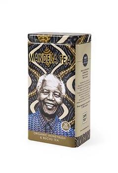 Madela Tea Organic Honeybush & Buchu Tin