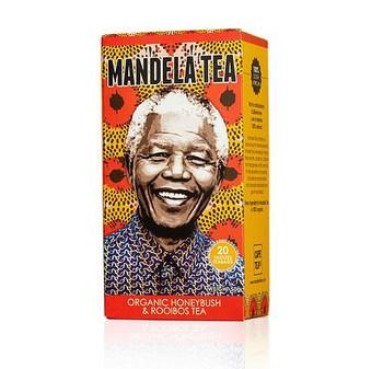 Madela Tea Organic Honeybush & Rooibos