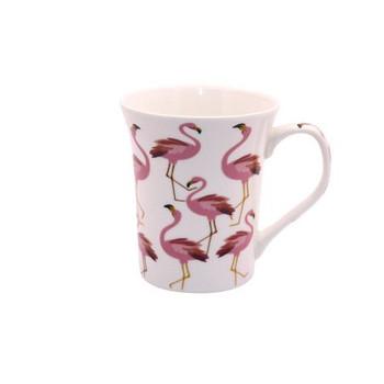 Ceramic Mug - Flamingo's - 350ml