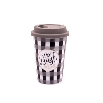 Ceramic Travel Mug - 400ml