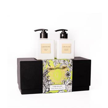 Summer Vineyard Soap and Lotion Gift Set
