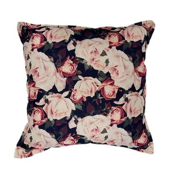 Scatter Cushion - Old Vintage Rose  (60x60cm)