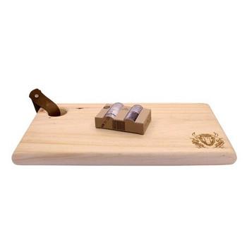 Wooden Cutting Board Engraved - Ram