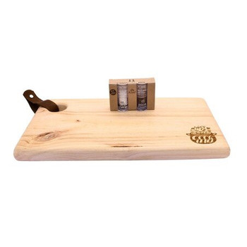Wooden Cutting Board Engraved - Cooking