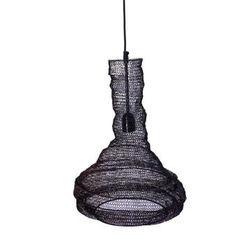 Copper-plated Iron Mesh Light (21cm)