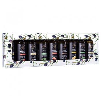 Gift Set 9 Pack - Flavoured Extra Virgin Olive Oil 30ml