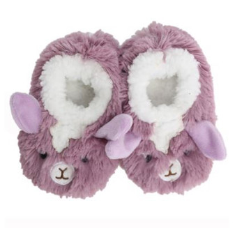 Llama Baby Furry Footpal Snoozie