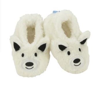 Snoozies Baby Polar Bear