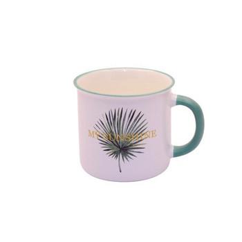 Ceramic Mug - 400ml - Single Leaf: My Sunshine