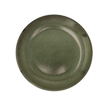 Ceramic Dinner Plate - Olive Green (27cm)