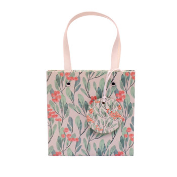 Flower and Leaves Large Bags (30x30x20cm)